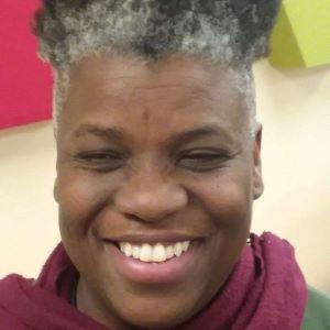 Headshot of Damita